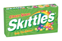 Skittles Crazy Sour
