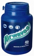 Airwaves Menthol & Eucalyptus Bottle, 6 Stück
