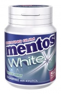 Mentos White Breeze Mint 6 Stk. à 75 g Kaugummi