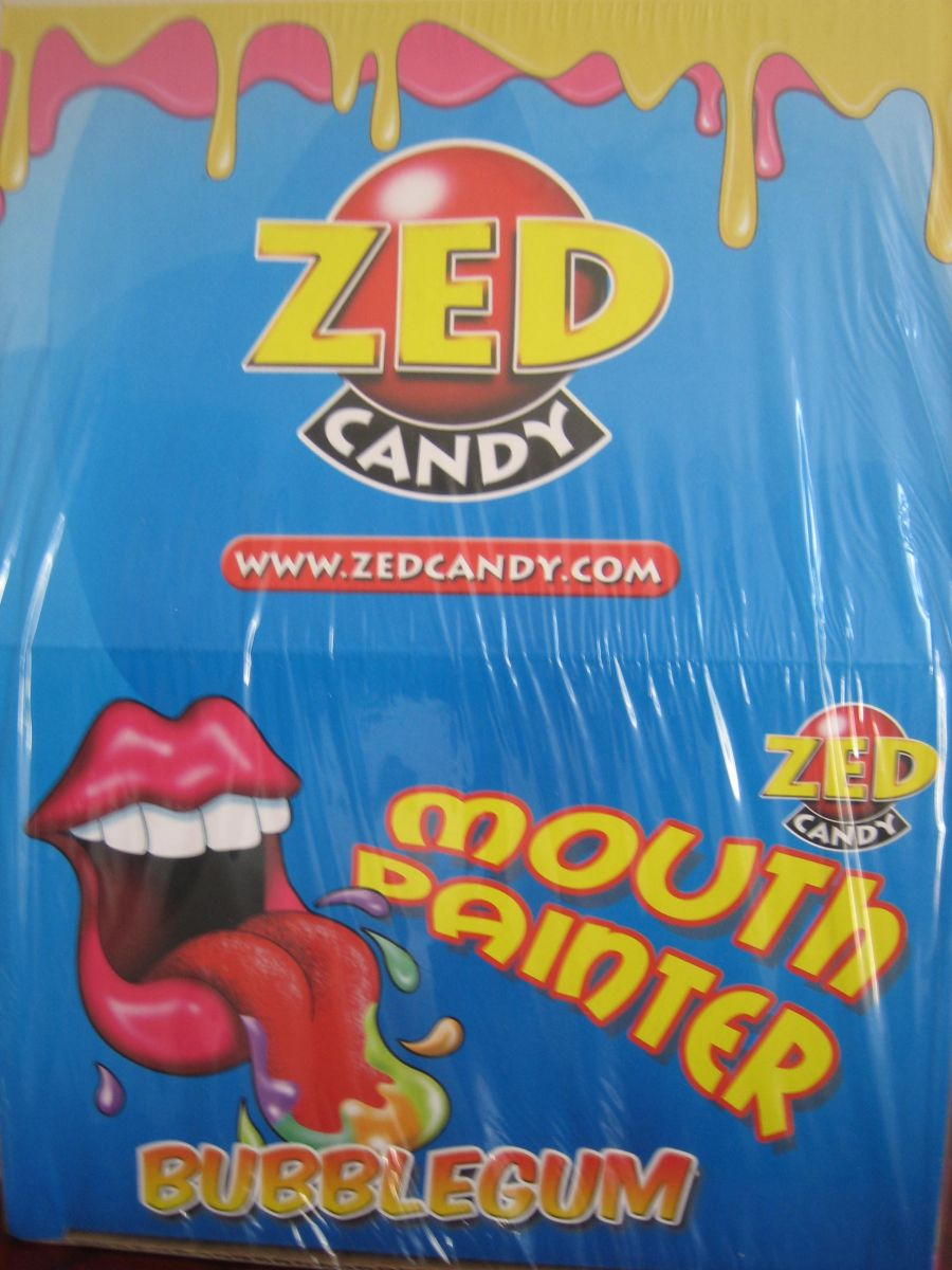 Zed Gum Mouth Painter 75x9g